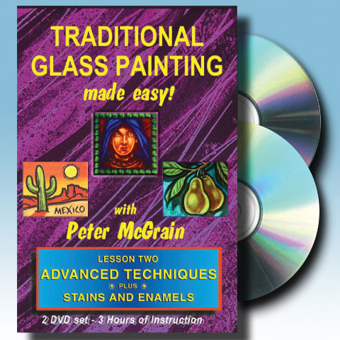peter-mcgrain-instructional-video-dvd-traditional-painting-lesson-two-stains-enamels