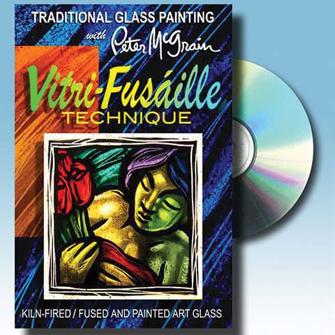 peter-mcgrain-instructional-video-dvd-vitri-fusaille-technique-kiln-fired-fused-painted